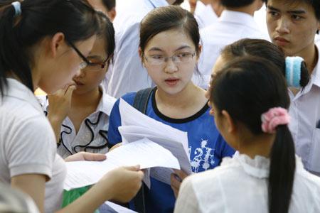 Tuyển sinh 2015: Thí sinh cần đọc kỹ phương án tuyển sinh của các trường!