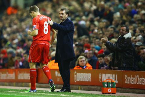 Gerrard bỏ ngỏ khả năng gắn bó với Liverpool