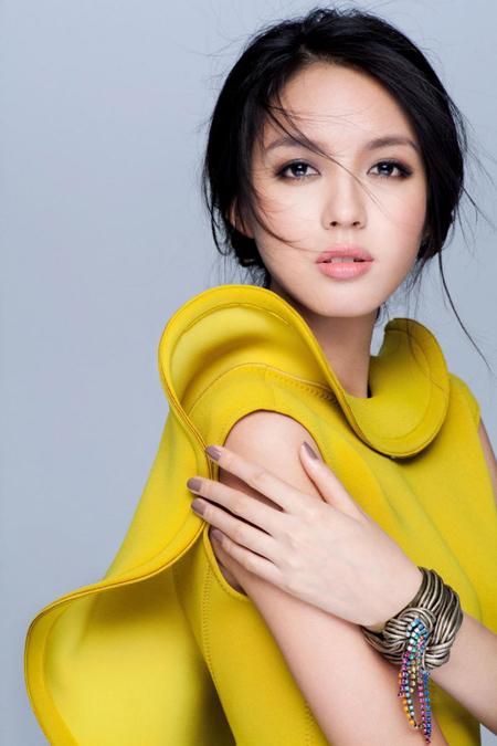 Cựu hoa hậu thế giới Trương Tử Lâm được mời làm giám khảo Hoa hậu Thế giới năm 2014