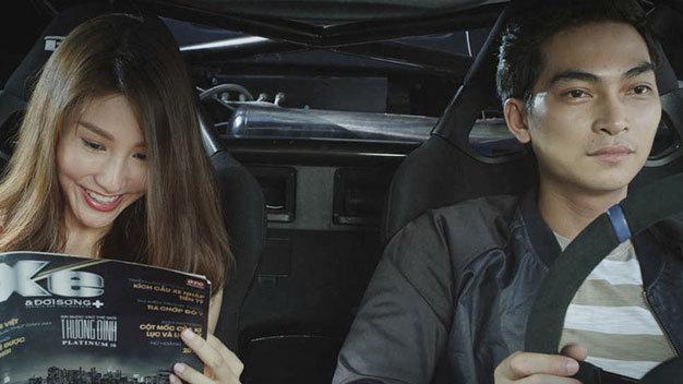 Tốc độ và đường cong - một phim Việt khá tốt đằng sau cái tên phim khiêu khích - Ảnh: Galaxy
