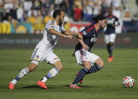 Lee Nguyễn không thể giúp New England Revolution giành chức vô địch MLS