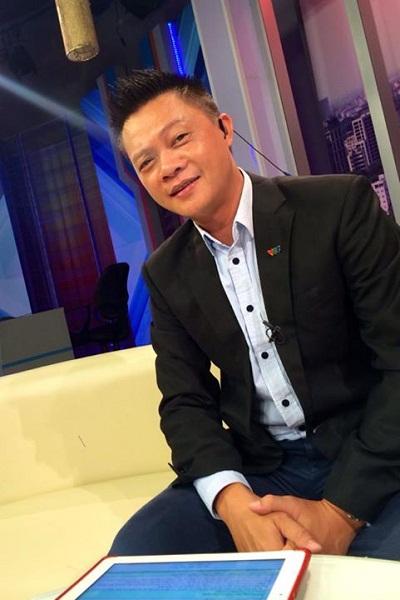 MC Trần Quang Minh: Khi về nhà tôi ít nói hơn 1