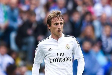 Luka Modric không thể tham dự cúp thế giới các CLB thế giới