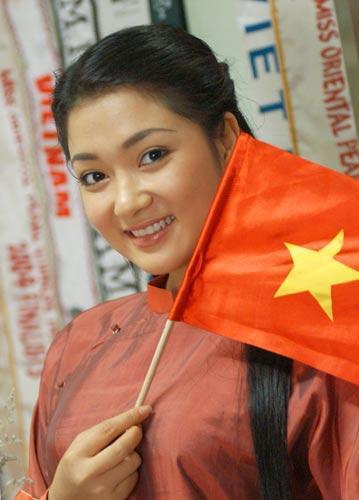 Nguyễn Thị Huyền đang giữ kỷ lục là đại diện Việt Nam đạt vị trí cao nhất tại Miss World
