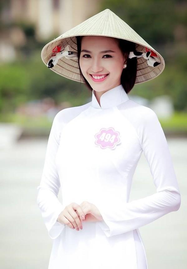Thí sinh Phạm Mỹ Linh
