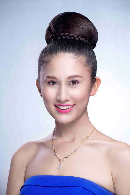 Gây ấn tượng ngay từ vòng sơ khảo với vẻ đẹp lai Việt - Nga, em út của lâu đài sắc đẹp Diana Nguyễn là một nhân tố gây nhiều bất ngờ khi trước đó đa phần khán giả cho rằng cô sẽ không thể đi tới đêm chung kết