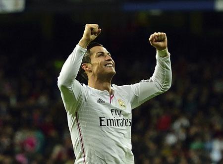 C.Ronaldo chạm mốc 200 bàn tại La Liga chỉ sau 178 lần ra sân