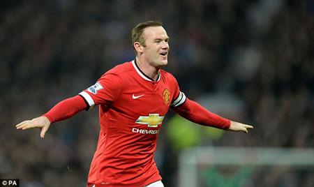 Wayne Rooney sẵn sàng ở trận gặp Southampton