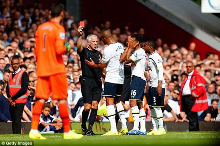 Tottenham xấu chơi nhất Premier League