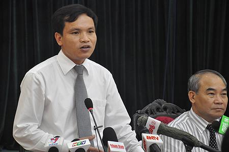 PGS.TS Mai Văn Trinh - Cục trưởng Cục khảo thí và Kiểm định chất