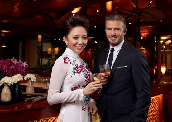 Vì học thức và không scandal - Tóc Tiên được Beckham chọn lựa 1