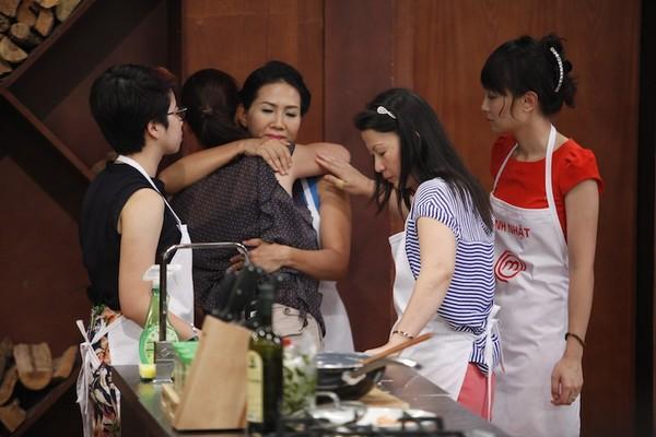 Người phụ nữ 13 năm làm giúp việc dừng chân ở Vua đầu bếp 8