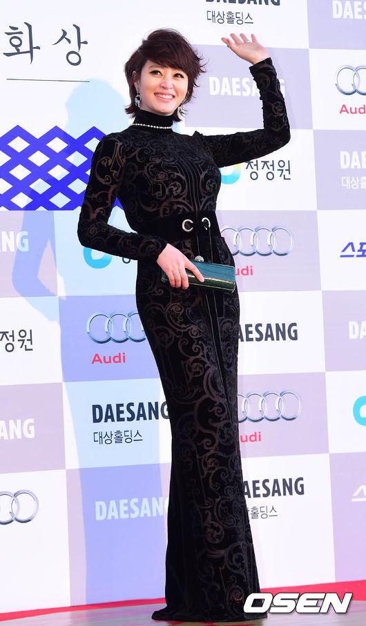 Người đàn bà đẹp Kim Hye Soo