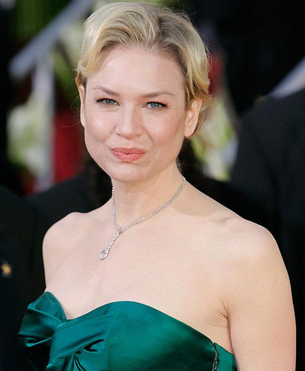 Cô đã bắt đầu lộ dấu vết tuổi tác trong Lễ trao giải Quả cầu vàng năm 2007