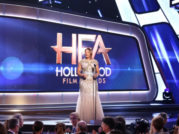 Nữ diễn viên Queen Latifah là hostcủa lễ trao giải năm nay