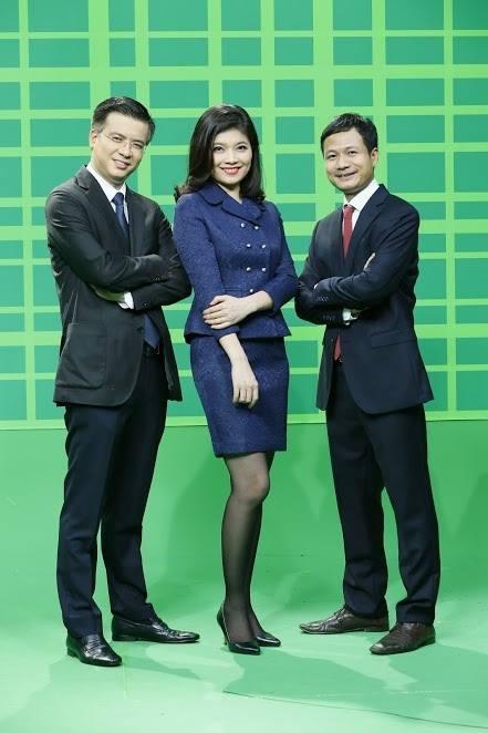Nhà báo Quang Minh, Diệp Anh, Đức Hoàng sẽ đảm nhận vị trí host của Vấn đề hôm nay.