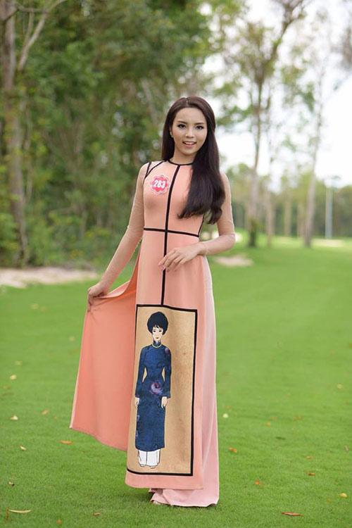 Hot girl 18 tuổi giảm 15kg để thi Hoa hậu Việt Nam - 11