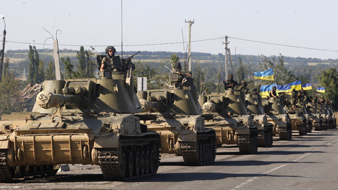 Tìm giải pháp cho hòa bình tại Đông Ukraine