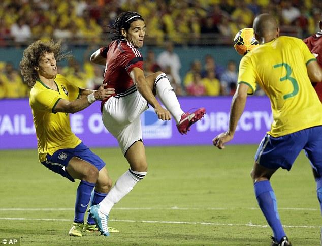 Falcao khẳng định đang rất sung mãn và chỉ còn chờ visa vào Anh để chính thức ra sân cống hiến cho Man Utd.