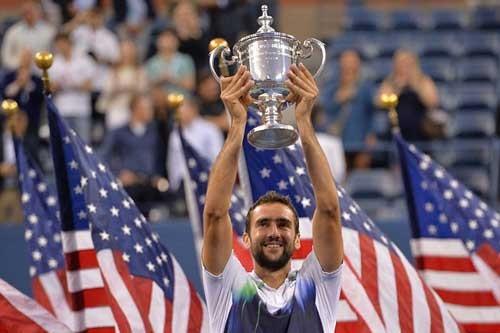 Cilic đã lên ngôi US Open 2014 xứng đáng và là bất ngờ lớn nhất trong gần 1 thập kỉ qua.