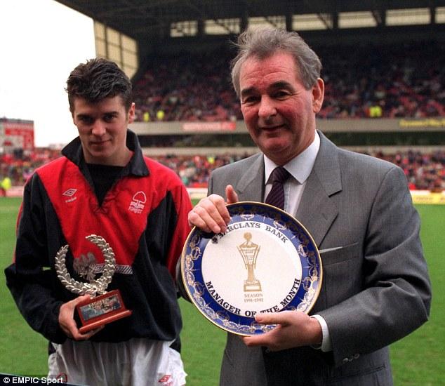 Trong mắt Roy Keane, Brian Clough là HLV mà anh tôn trọng và ngưỡng mộ nhất.