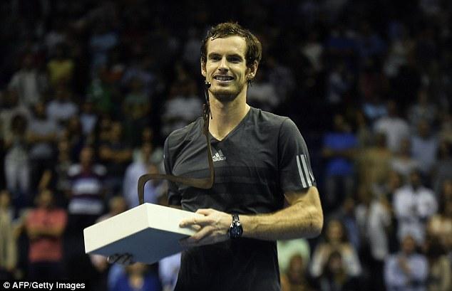 Murray cuối cùng đã có chiến thắng quan trọng trước thềm giải ATP 1000 cuối cùng trong năm tại Paris.