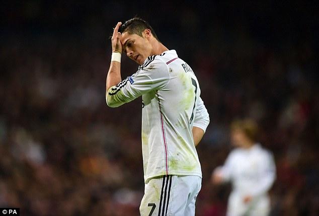 Cristiano Ronaldo sẽ có cơ hội nâng số bàn thắng tại Champions League  vào rạng sáng mai