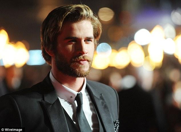 Liam Hemsworth bảnh bao và nam tính