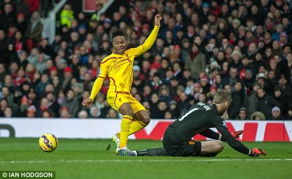 Sức mạnh của Man Utd chính là sở hữu một De Gea chơi cực kỳ xuất sắc.