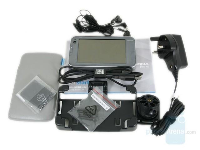 N810 ra mắt vào cuối năm 2007, tiếp nối sự thành công của N800 (Ảnh: PhoneArena)