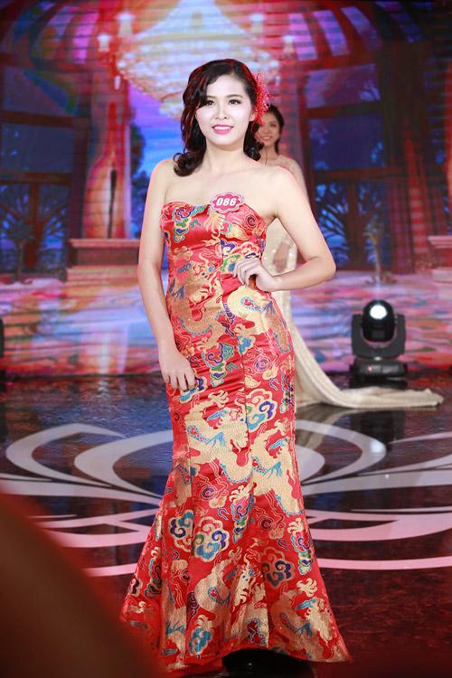 Top 20 thí sinh lọt vào chung kết Hoa hậu VN 2014 - 3