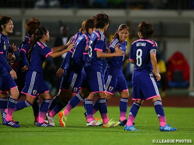 Nhật Bản là đương kim vô địch bóng đá nữ của ASIAD. Ngoài ra họ còn VĐTG 2011, vô địch Asian Cup 2014. Nhìn chung, đội hình của họ trên cơ hoàn toàn so với Việt Nam.