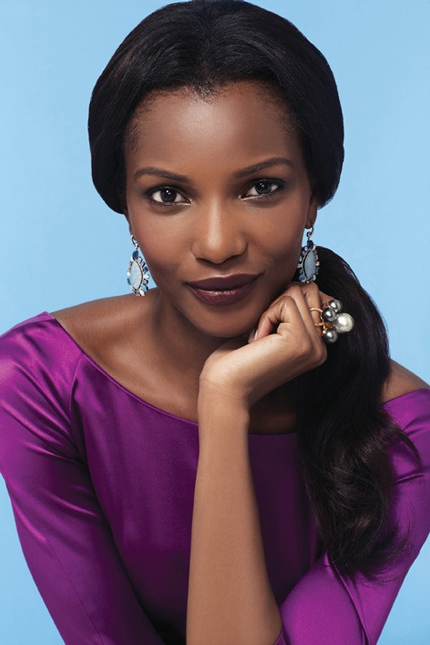 Agbani Darego - Hoa hậu Thế giới năm 2001 (người Nigeria)...