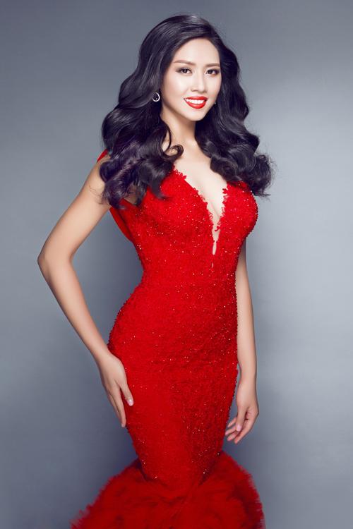 Nguyễn Thị Loan sẽ chia sẻ kinh nghiệm sau khi trở về từ Top 25 Hoa hậu Thế giới 2014