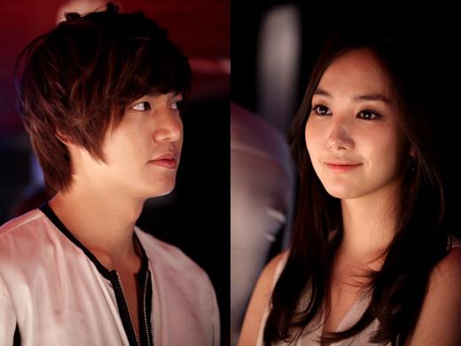 Lee Min Ho và Park Min Young
