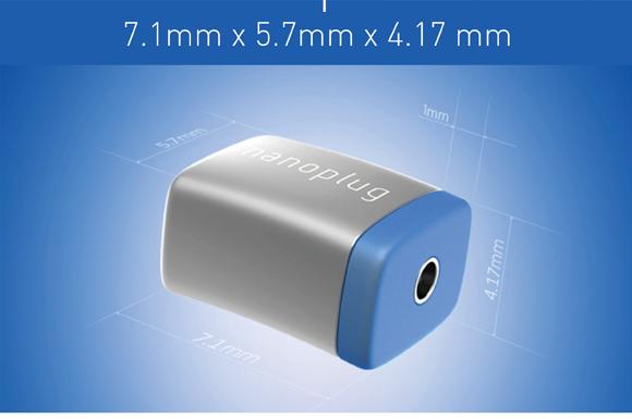 Kích thước của Nanoplug