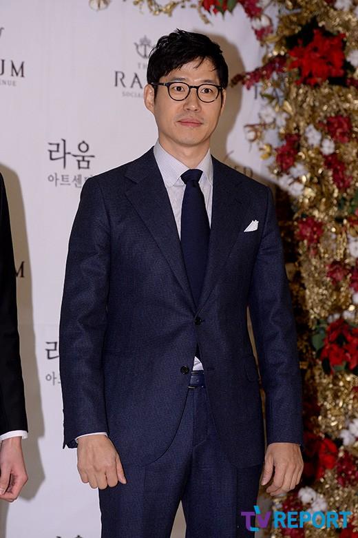 Nam diễn viên Yoo Jun Sang