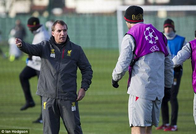 Liverpool buộc phải thắng để giữ chiếc ghế cho HLV Brendan Rodgers