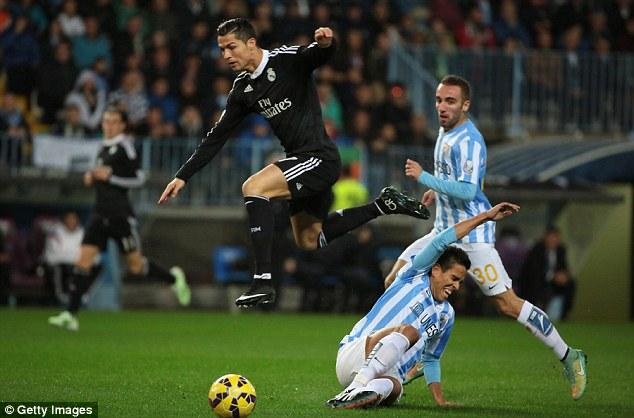 Cris Ronaldo được xem là ứng viên nặng ký nhất cho Quả bóng vàng FIFA 2014