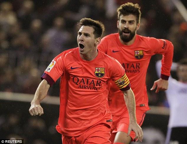 Messi sẽ có Quả bóng vàng FIFA lần thứ 5 trong sự nghiệp?