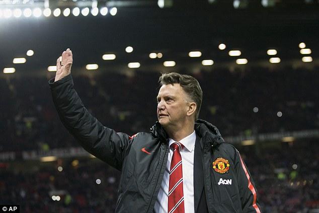 HLV Louis van Gaal đã bắt đầu nhận được sự tin tưởng của Man Utd.