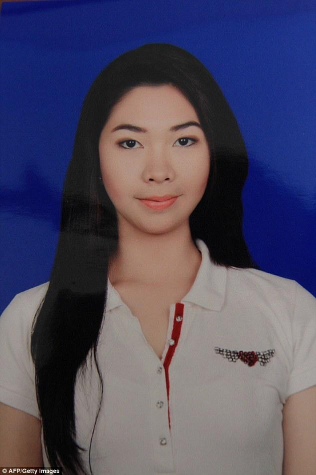 Một tiếp viên khác của hãng hàng không AisAsia - Khairunisa Haidar Fauzi cũng có mặt trên chuyến bay mất tích.