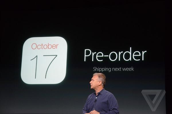 Người dùng có thể đặt hàng trước bộ đôi iPad thế hệ mới kể từ ngày hôm nay (17/10).