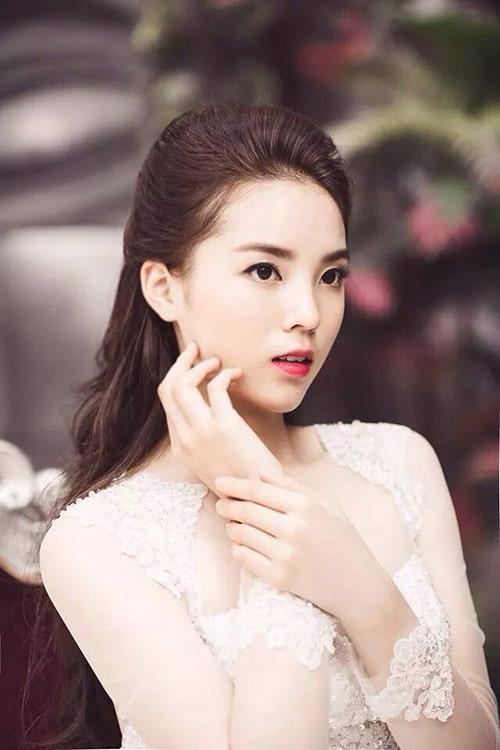 Hot girl 18 tuổi giảm 15kg để thi Hoa hậu Việt Nam - 3