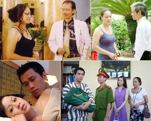 Những cảnh phim trong Chạy án