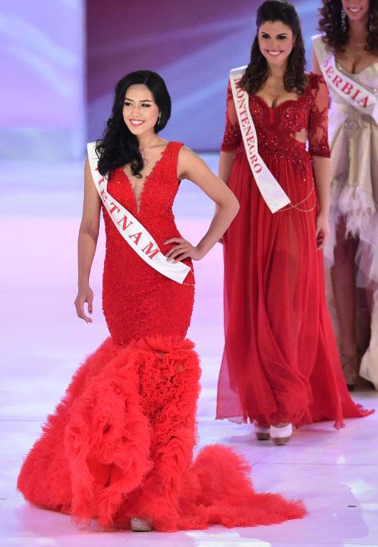 Sau thành công của Hương Giang là chuỗi ngày ảm đạm của nhan sắc Việt tại Miss World trong 5 năm