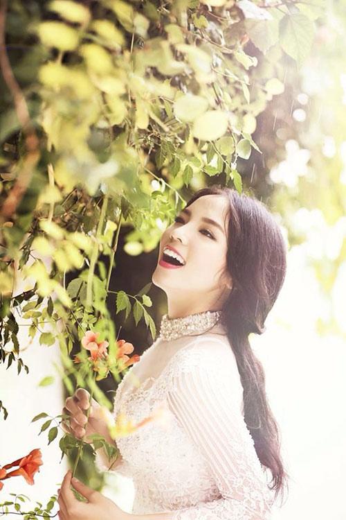 Hot girl 18 tuổi giảm 15kg để thi Hoa hậu Việt Nam - 4