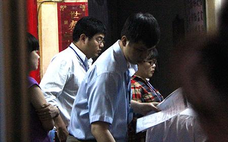 Sau kiểm tra kín Cty Cửu Hương, tiếp tục tìm 480 thùng thực phẩm chứa dầu bẩn