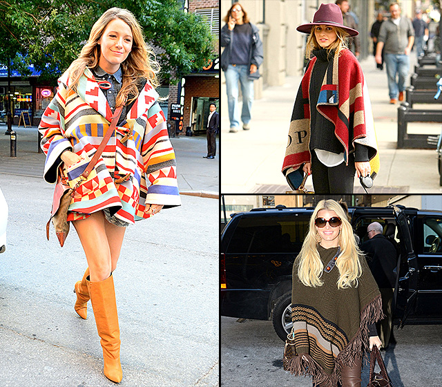 Blake Lively, Olivia Palermo, and Jessica Simpson