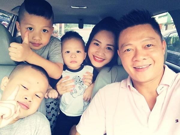 MC Trần Quang Minh: Khi về nhà tôi ít nói hơn 4